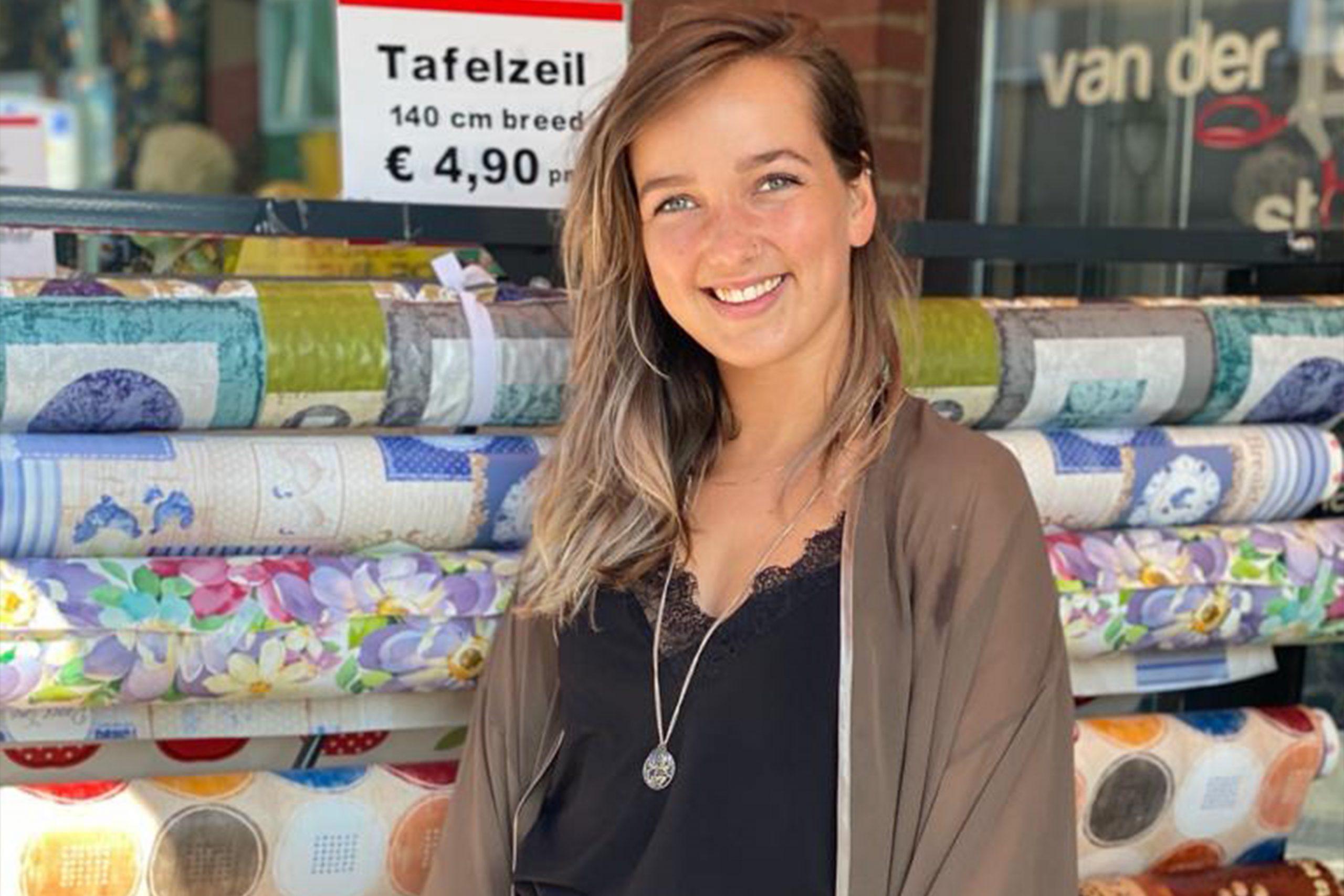 Annemijn   Van der Lee stoffen & fournituren